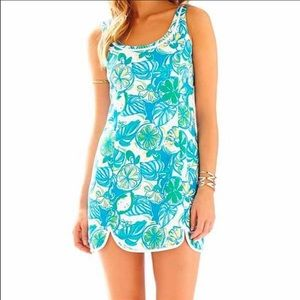 Lilly Pulitzer Lola sweet and sour mini dress